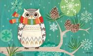 Winter Owl MatMate