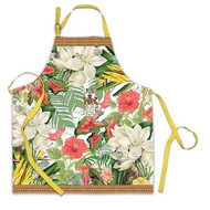 Michel Design Works Vanilla Palm Chef Apron