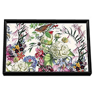 Michel Design Works Romance Vanity Decoupage Tray