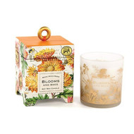 Michel Design Works Blooms and Bees Scented Candle - 6.5 Oz.