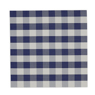 Nautical Blue & White Checker Placemat - Set of 4