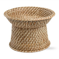Rattan Drink Dispenser Stand