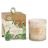 Vanilla Palm Scented Candle - 6.5 Oz.