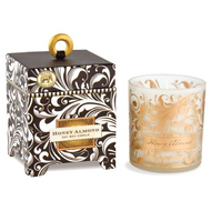 Honey Almond Scented Candle - 6.5 oz.