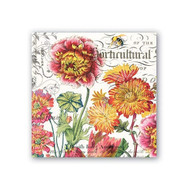 Michel Design Works Blooms and Bees Cocktail Paper Napkins
