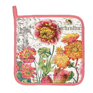 Michel Design Works Blooms and Bees Potholder