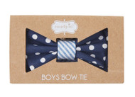 Mud Pie Polka Dot Toddler Boys Bow Tie