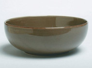Gray Serving Bowl