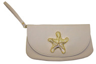 Mud Pie Sealife Icon Bone Wristlet