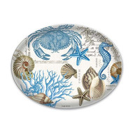 Michel Design Works Seashore Glass Soap Dish