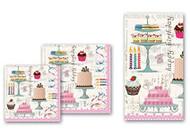 Michel Design Works Birthday Cocktail Paper Napkins