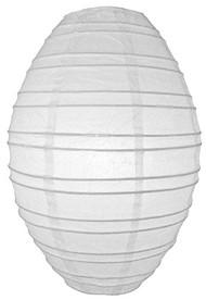 White Kawaii Paper Lantern - Set of 2