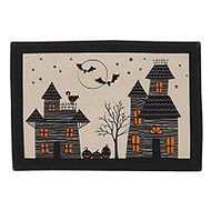 Haunted Hollow Placemats - Set of 4