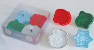 Christmas Cookie & Pastry Stamps