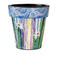 "Studio M Radiance 18"" Art Pot Planter"