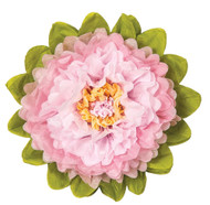 Tissue Paper Flower - Rose Quartz & Pink 15 Inch