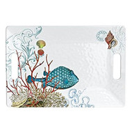 Michel Design Works Sea Life Medium Rectangular Tray
