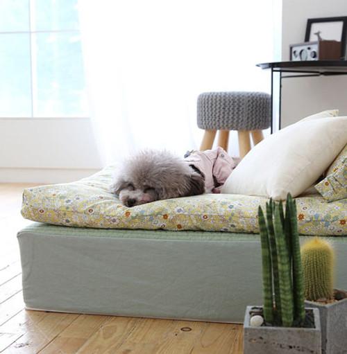Premium puppy bed set