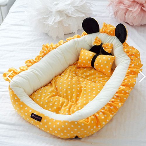 Mickey Bed (yellow)