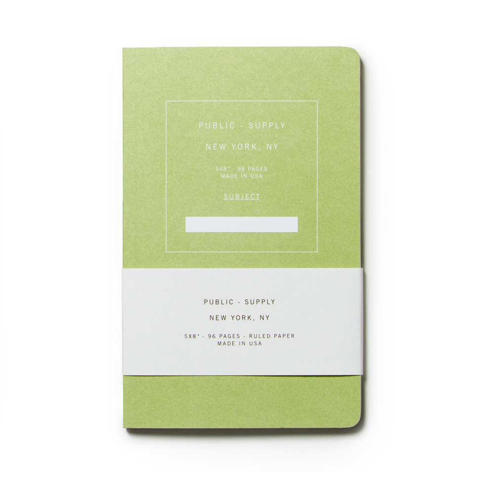 Public Supply Notebook