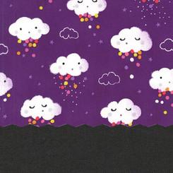 Cloudy-Grey Strap Wraps