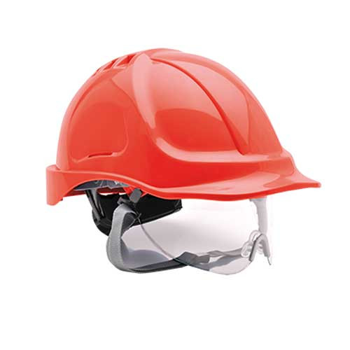 Endurance Plus Helmet (MM) - Red