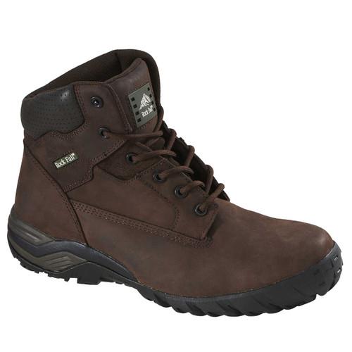 Rockfall Flint Brown S3 Safety Boots (SFBT41-BR)