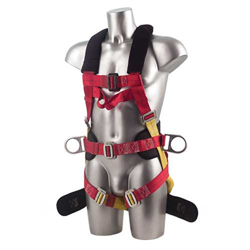 Fall Arrest Harness - 8 Point - Front