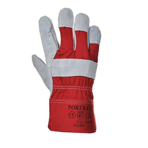 Premium Chrome Rigger Glove
