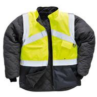 Hi-Vis Two-Tone Reversible Jacket (S769)