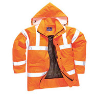 Hi-Vis Breathable Jacket GO/RT (Class 3) (RT60)
