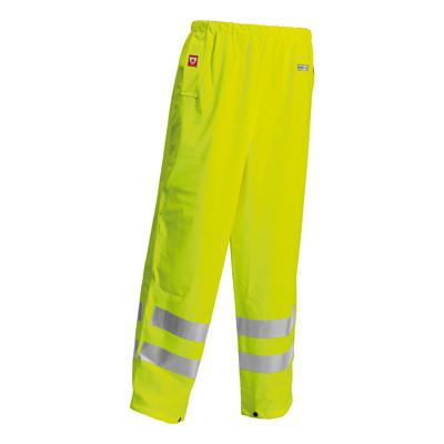 Lyngsoe Microflex FR Hi-Vis Rain Trousers (FR-LR52)