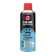 3-IN-ONE White Lithium Grease Spray 400ml
