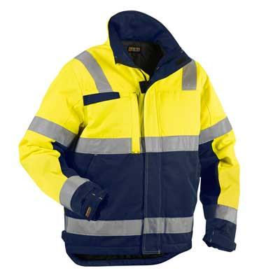 Blaklader Hi-Visibility Winter Jacket (486218113389)