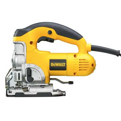 DeWalt Top Handle Jigsaw (DW331KT)