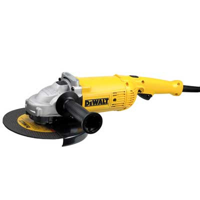 DeWalt 230mm Angle Grinder & Kit Box (D28492K)