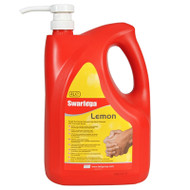 Swarfega Lemon Hand Cleaner Pump Top Bottle 4 Litre (SWAL4LMP)