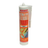 Evo-Stik Decorators Flexible Acrylic Filler - White (EVODFFW)