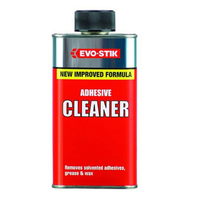 Evo-Stik Adhesive Cleaner 250ml (EVOCL250)