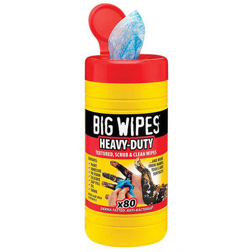 Big Wipes Red Top Heavy-Duty Wipes (BGW2020)
