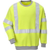Modaflame Hi-Vis FR Sweatshirt (FR72)