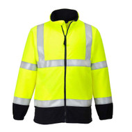 Modaflame Hi-Vis FR Two-Tone Fleece (FR31)