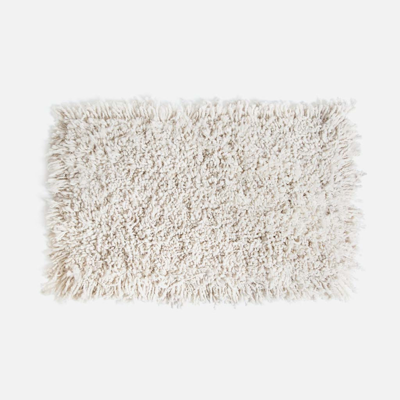 Knotted Wool Rug