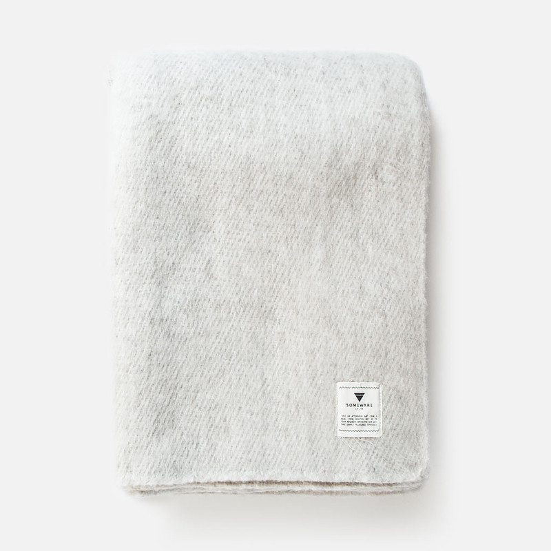 Sabana Wool Throw