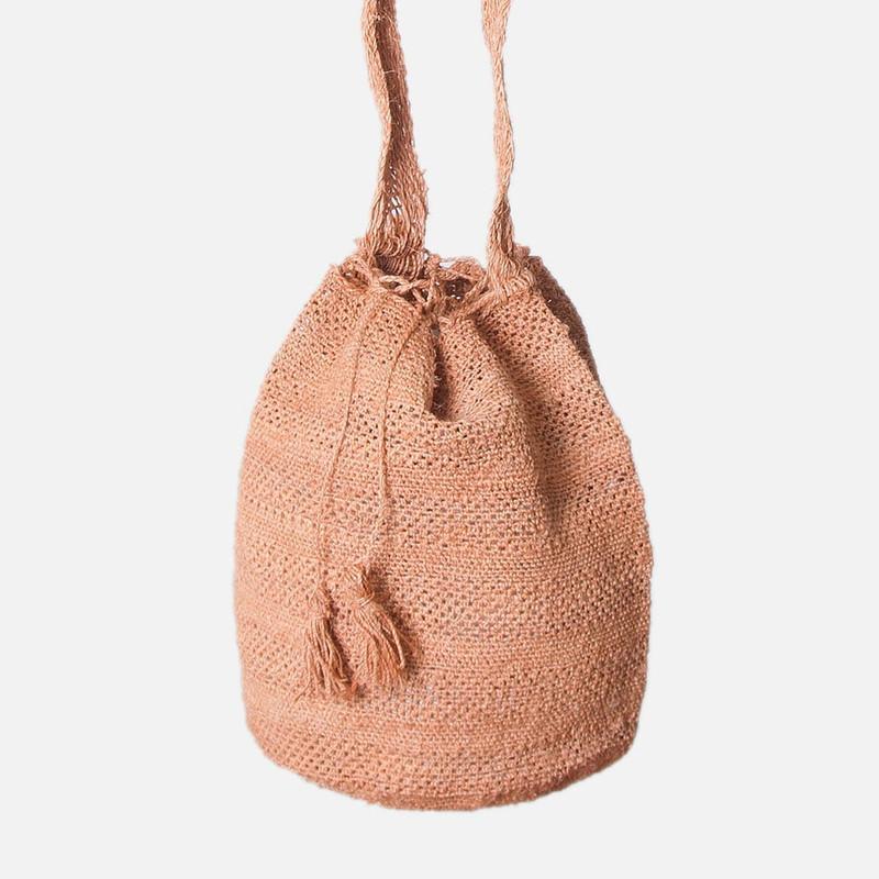 Cognac Weekender Bag