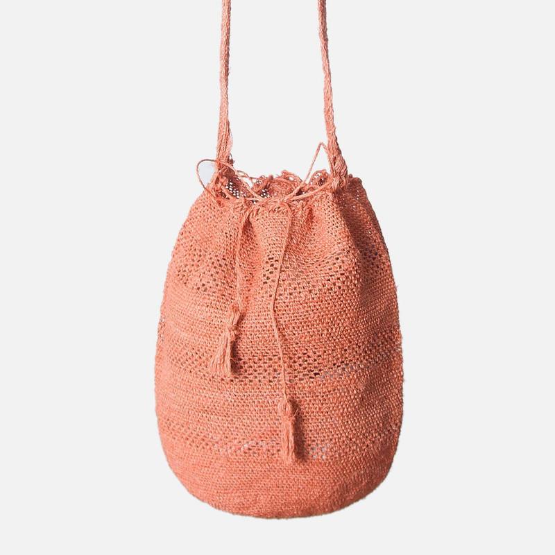 Salmon Weekender Bag
