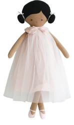 Lulu Doll 48cm Pink