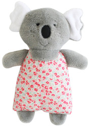 Koala Toy Rattle Sweet Floral