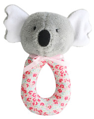 Koala Grab Rattle Sweet Floral