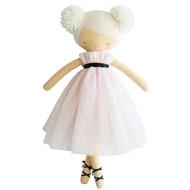 Scarlett Pom Pom Doll 48cm Pink